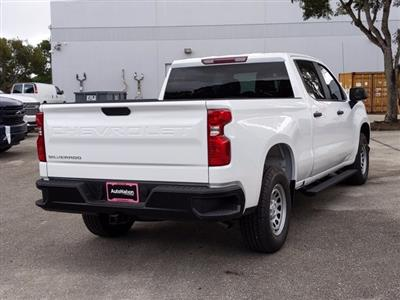 2021 Chevrolet Silverado 1500 Crew Cab 4x2, Pickup #MG138367 - photo 4