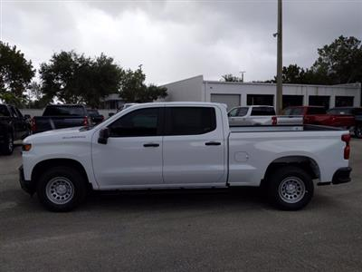 2021 Chevrolet Silverado 1500 Crew Cab 4x2, Pickup #MG138367 - photo 10
