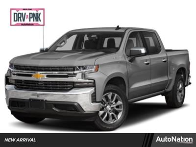 2021 Chevrolet Silverado 1500 Crew Cab 4x2, Pickup #MG204685 - photo 1