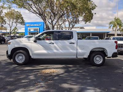 2021 Chevrolet Silverado 1500 Crew Cab 4x2, Pickup #MG245449 - photo 5