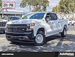 2021 Chevrolet Silverado 1500 Crew Cab 4x2, Pickup #MG245449 - photo 1