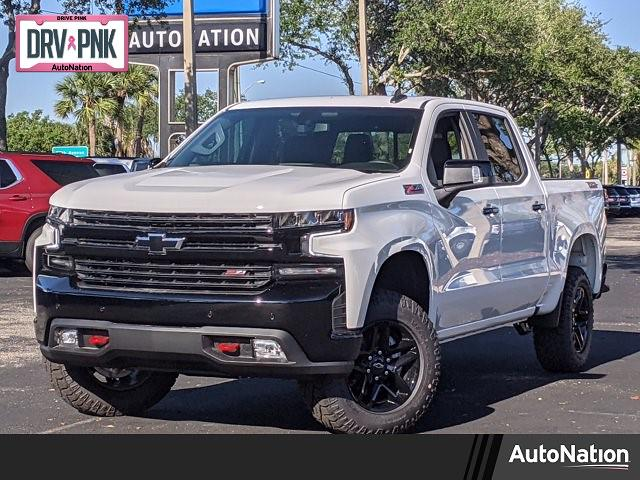 2021 Chevrolet Silverado 1500 Crew Cab 4x4, Pickup #MG278533 - photo 1