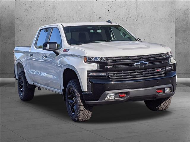 2021 Chevrolet Silverado 1500 Crew Cab 4x4, Pickup #MG278533 - photo 7