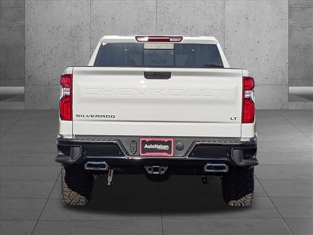 2021 Chevrolet Silverado 1500 Crew Cab 4x4, Pickup #MG278533 - photo 8