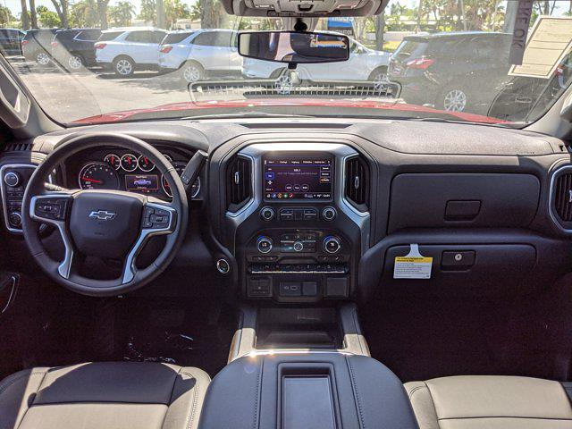 2021 Chevrolet Silverado 1500 Crew Cab 4x4, Pickup #MG279902 - photo 13