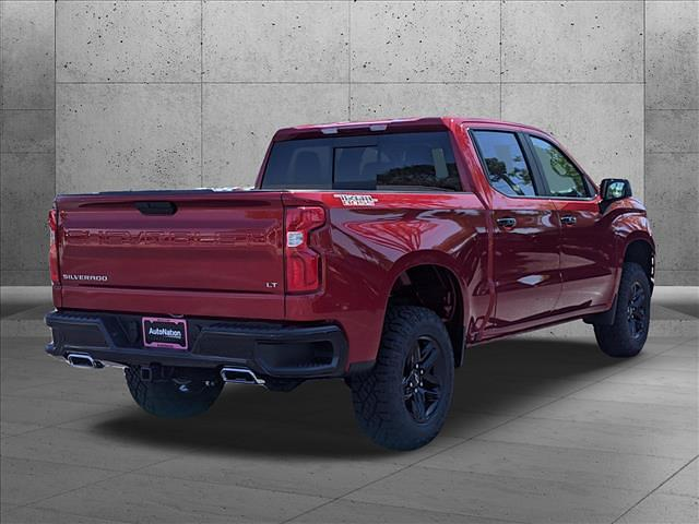 2021 Chevrolet Silverado 1500 Crew Cab 4x4, Pickup #MG279902 - photo 3