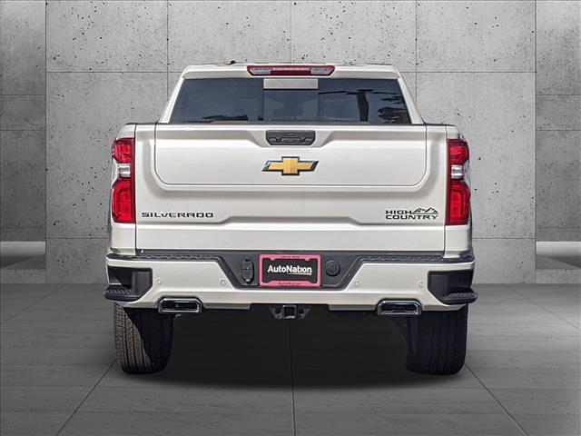 2021 Chevrolet Silverado 1500 Crew Cab 4x4, Pickup #MG282946 - photo 8