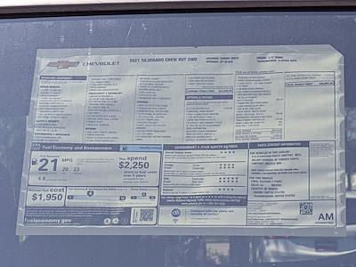 2021 Chevrolet Silverado 1500 Crew Cab 4x2, Pickup #MG286006 - photo 15