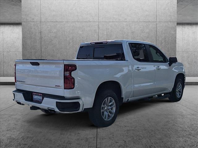 2021 Chevrolet Silverado 1500 Crew Cab 4x4, Pickup #MG301182 - photo 5