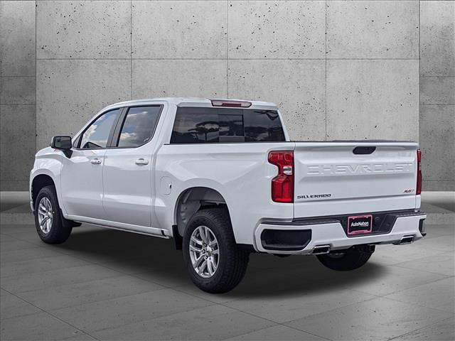 2021 Chevrolet Silverado 1500 Crew Cab 4x4, Pickup #MG301910 - photo 8