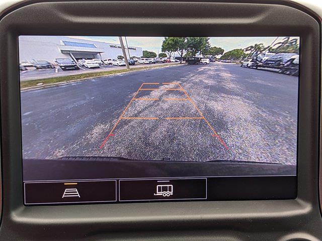 2021 Chevrolet Silverado 1500 Crew Cab 4x4, Pickup #MG302953 - photo 12