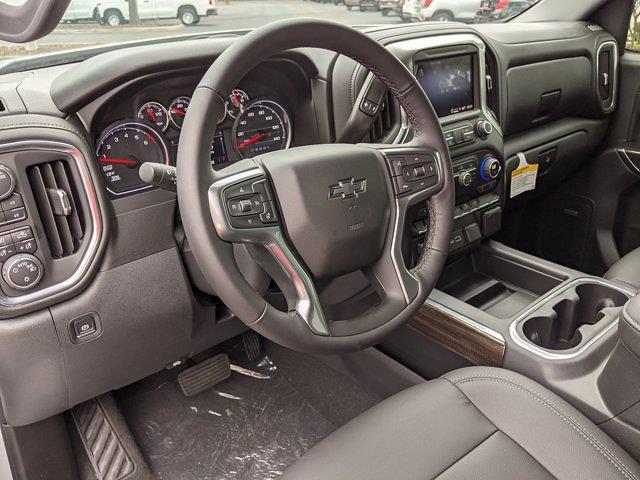 2021 Chevrolet Silverado 1500 Crew Cab 4x4, Pickup #MG303234 - photo 3