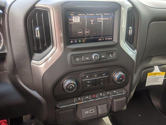 2021 Chevrolet Silverado 1500 Crew Cab 4x2, Pickup #MG415621 - photo 11