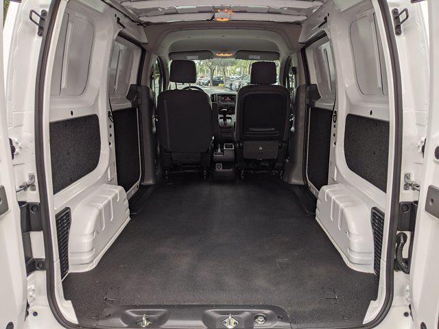 2021 Nissan NV200 4x2, Empty Cargo Van #MK692858 - photo 1