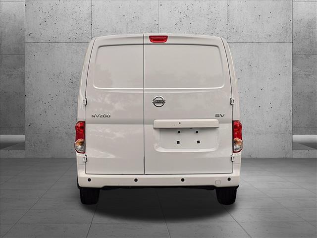 2021 Nissan NV200 4x2, Empty Cargo Van #MK692858 - photo 7