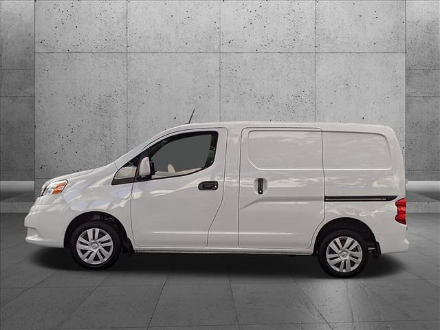 2021 Nissan NV200 4x2, Empty Cargo Van #MK692858 - photo 9