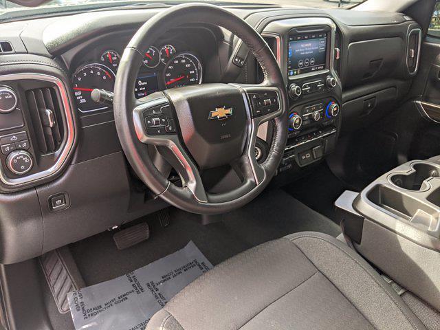 2021 Chevrolet Silverado 1500 Crew Cab 4x2, Pickup #MZ135551 - photo 10