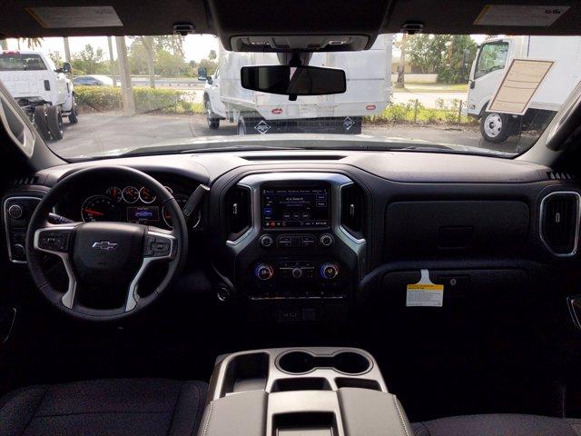 2021 Chevrolet Silverado 1500 Crew Cab 4x2, Pickup #MZ148383 - photo 3