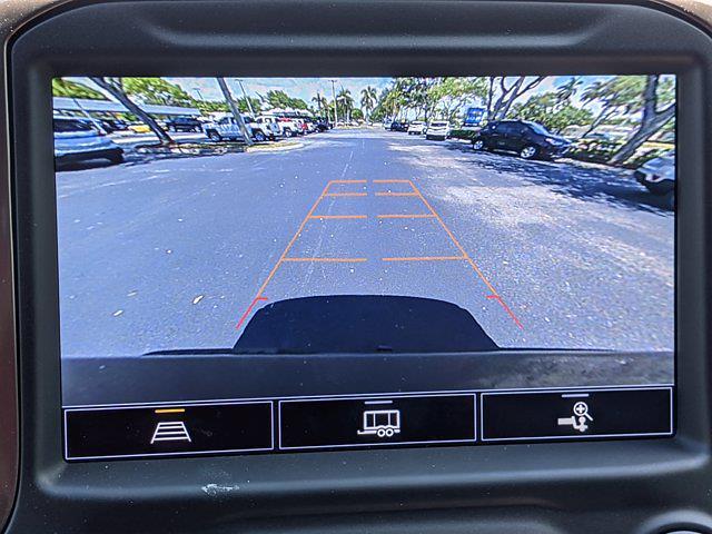 2021 Chevrolet Silverado 1500 Crew Cab 4x4, Pickup #MZ201055 - photo 12
