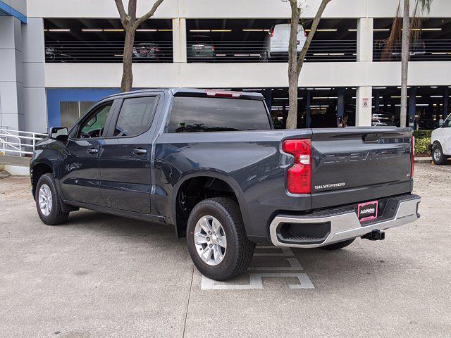 2021 Chevrolet Silverado 1500 Crew Cab 4x2, Pickup #MZ226579 - photo 2