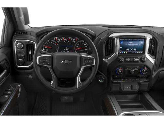 2021 Chevrolet Silverado 1500 Crew Cab 4x4, Pickup #MZ267843 - photo 4