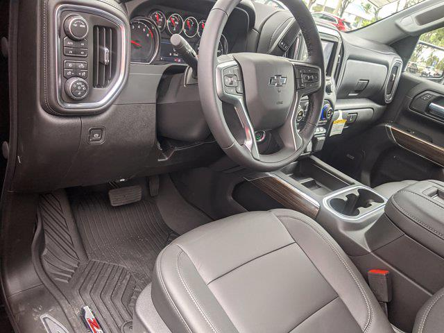 2021 Chevrolet Silverado 1500 Crew Cab 4x4, Pickup #MZ268297 - photo 3