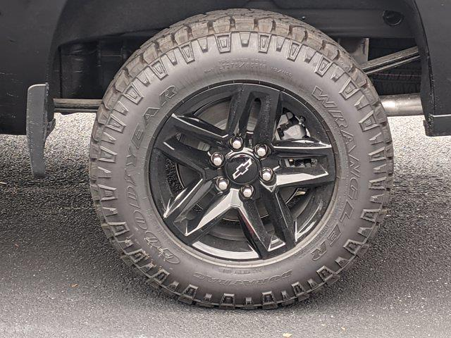 2021 Chevrolet Silverado 1500 Crew Cab 4x4, Pickup #MZ268297 - photo 9