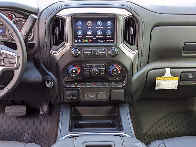 2021 Chevrolet Silverado 1500 Crew Cab 4x4, Pickup #MZ268592 - photo 11
