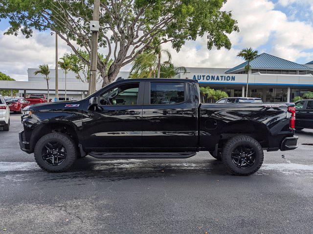 2021 Chevrolet Silverado 1500 Crew Cab 4x4, Pickup #MZ268592 - photo 5