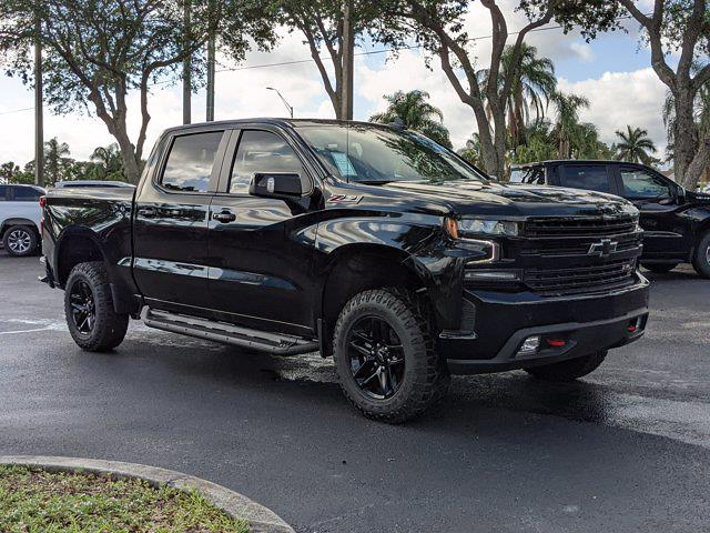 2021 Chevrolet Silverado 1500 Crew Cab 4x4, Pickup #MZ268592 - photo 7