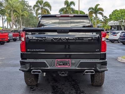 2021 Chevrolet Silverado 1500 Crew Cab 4x4, Pickup #MZ268592 - photo 6