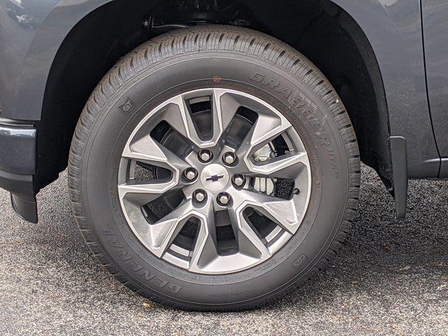 2021 Chevrolet Silverado 1500 Crew Cab 4x2, Pickup #MZ281824 - photo 9