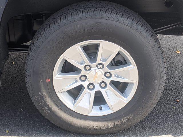 2021 Chevrolet Silverado 1500 Crew Cab 4x2, Pickup #MZ364072 - photo 9