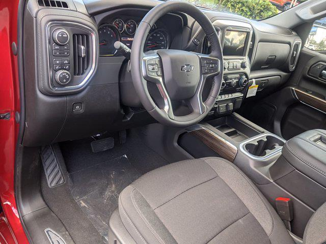 2021 Chevrolet Silverado 1500 Crew Cab 4x4, Pickup #MZ386938 - photo 3