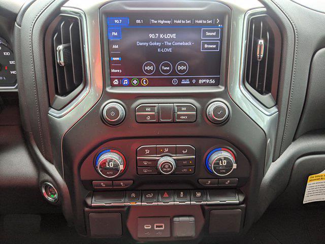 2021 Chevrolet Silverado 1500 Crew Cab 4x4, Pickup #MZ387698 - photo 11