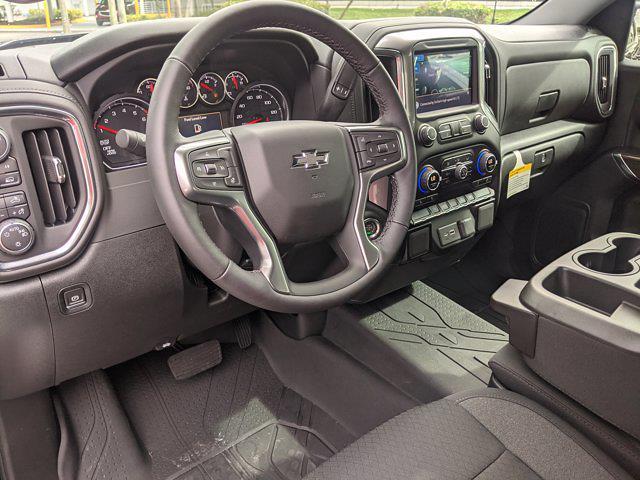 2021 Chevrolet Silverado 1500 Crew Cab 4x4, Pickup #MZ387698 - photo 3