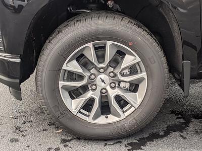 2021 Chevrolet Silverado 1500 Crew Cab 4x4, Pickup #MZ387698 - photo 9