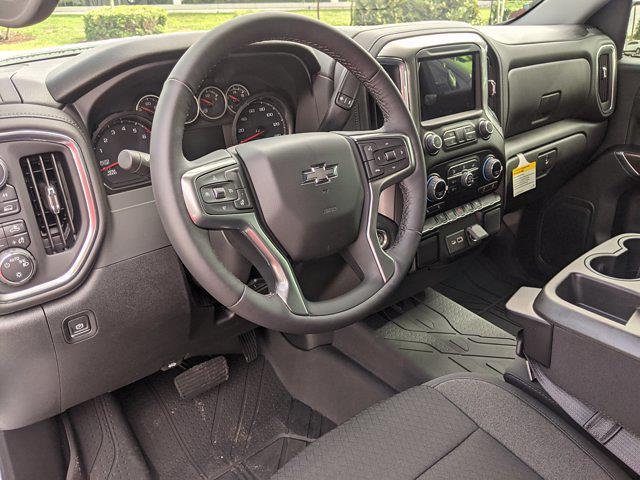 2021 Chevrolet Silverado 1500 Crew Cab 4x4, Pickup #MZ389705 - photo 3