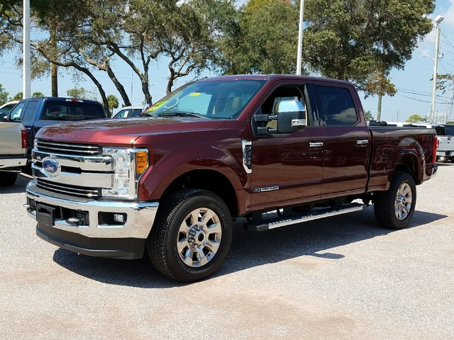 2017 F-250 Crew Cab 4x4 Pickup #17F1234 - photo 4