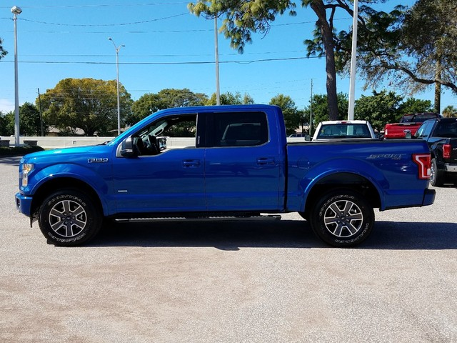 2017 F-150 Crew Cab 4x4 Pickup #17F1301 - photo 5