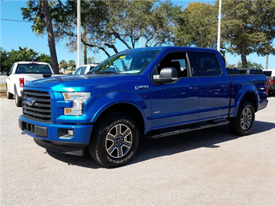 2017 F-150 Crew Cab 4x4 Pickup #17F1301 - photo 4