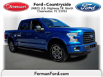 2017 F-150 Crew Cab 4x4 Pickup #17F1301 - photo 1