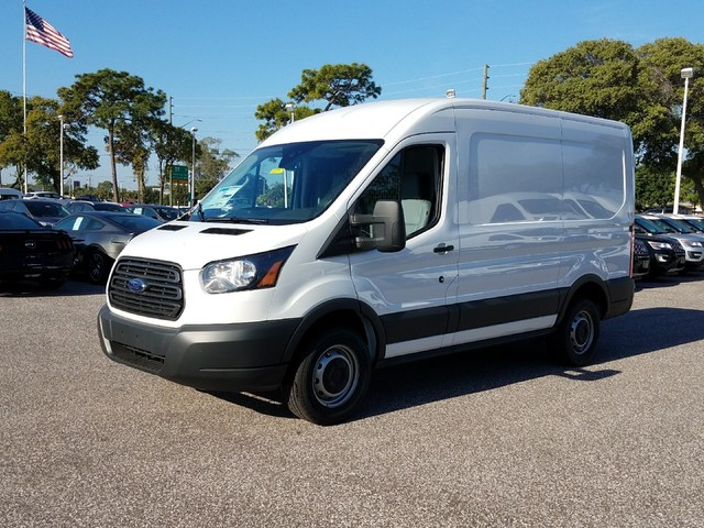 2017 Transit 250 Medium Roof, Ranger Design Van Upfit #17F238 - photo 8