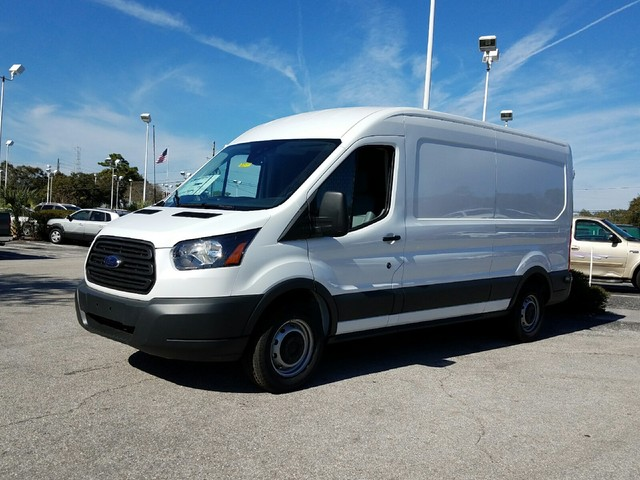 2017 Transit 150 Medium Roof, Kargo Master Van Upfit #17F244 - photo 4