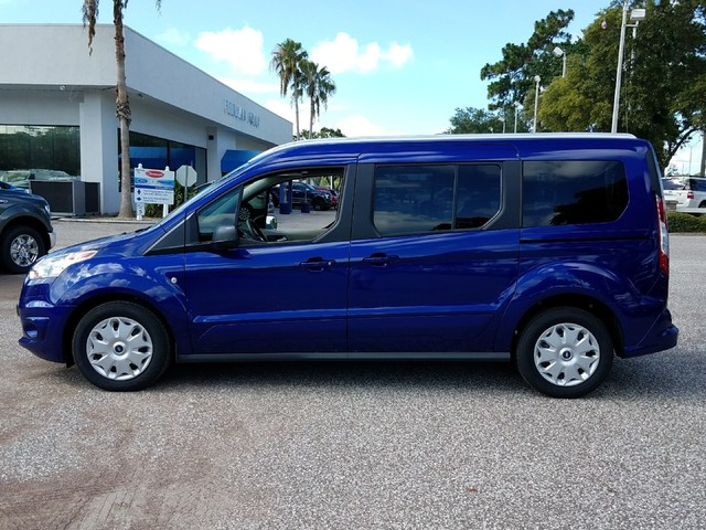 2017 Transit Connect, Passenger Wagon #17F923 - photo 8