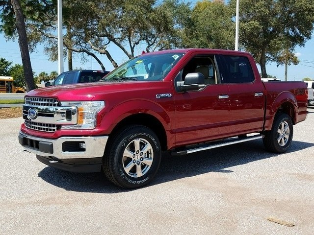 2018 F-150 Crew Cab 4x4, Pickup #18F007 - photo 3