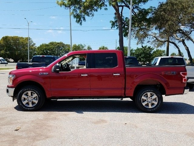 2018 F-150 Crew Cab 4x4, Pickup #18F007 - photo 4