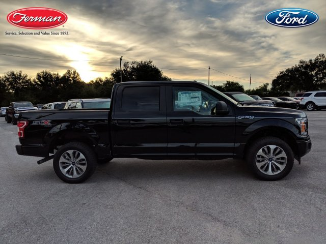2018 F-150 SuperCrew Cab 4x4,  Pickup #18F1162 - photo 3