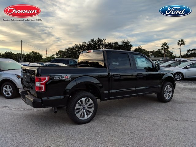 2018 F-150 SuperCrew Cab 4x4,  Pickup #18F1162 - photo 2