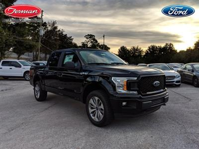 2018 F-150 SuperCrew Cab 4x4,  Pickup #18F1162 - photo 1